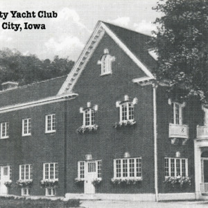 Iowa City Yacht Club, Iowa City, Iowa