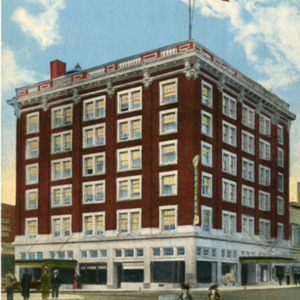 Hotel Jefferson, Iowa City, Iowa