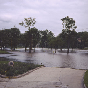 City Park Flooding, 1970-1976