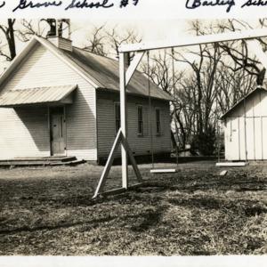Elm Grove School #7 (Bailey School), date unknown