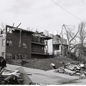 Apartments on East Iowa Avenue