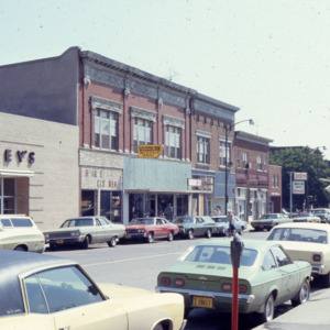East College Street, 200-Block, 1973