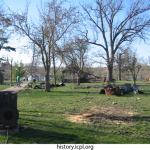 Progress on cleanup at College Green Park