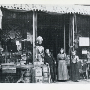 Fink's Bazaar, Iowa City