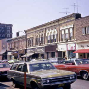Dubuque Street Looking South, 1970-1976