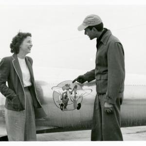 Iowa Flying Club, 1948