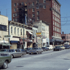 South Dubuque Street, 100-Block, 1973
