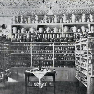 The Dresden China Store, Iowa City, Iowa