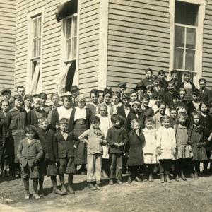 Riverside Public School,  ca. 1915