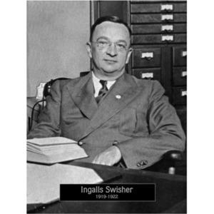 1919-1922: Mayor Ingalls Swisher