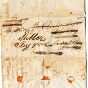 Letter dated February 14, 1848